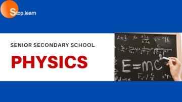 SS3 Second Term Physics Senior Secondary School