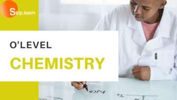 SS3 Second Term Chemistry Senior Secondary School