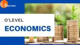 SS2 Second Term Economics Senior Secondary School