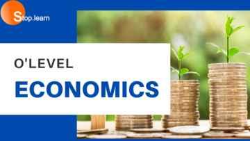 SS3 Second Term Economics Senior Secondary School