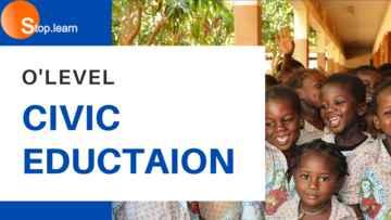 SS2 Third Term Civic Education Senior Secondary School