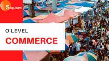 SS1 Third Term Commerce Senior Secondary School