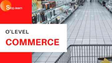 SS1 Second Term Commerce Senior Secondary School